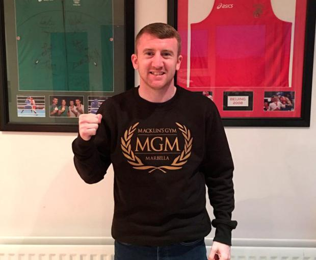 Paddy Barnes: gym deal