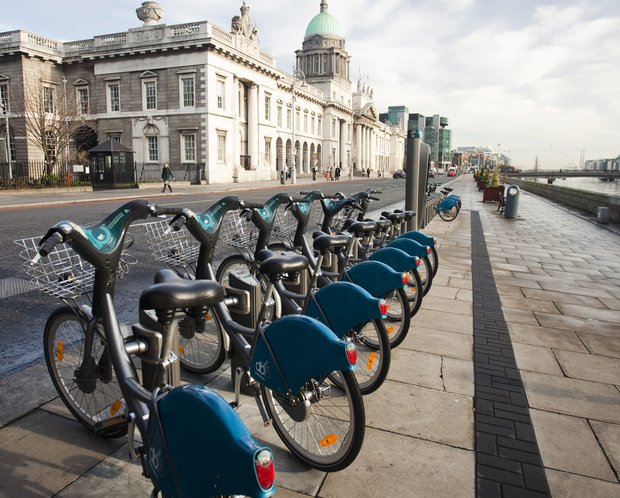 The bike scheme gets cars off the road and boosts health