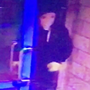 CCTV footage of one of the masked men who terrorised customers at
