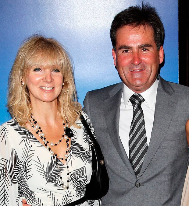 Julia and Richard Keys