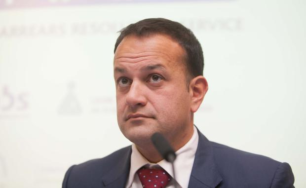 Minister for Social Protection Leo Varadkar. Photo: Collins