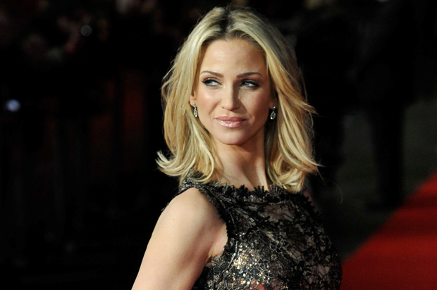 Former Girls Aloud singer Sarah Harding Picture: Getty