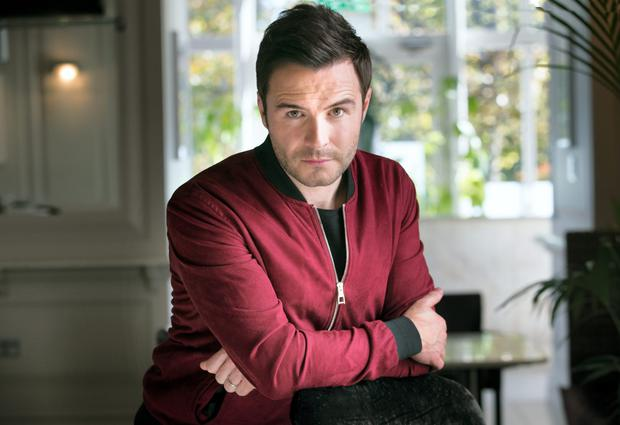 Shane Filan says he won't be going to see Brian McFadden and Keith Duffy Picture: Tony Gavin