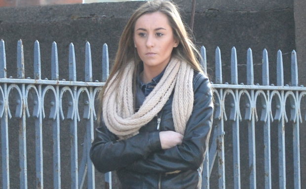 Chloe McAllister had a previous drugs conviction