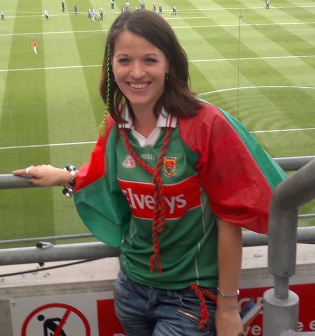 Majella Donoghue who died after flight home from South Africa