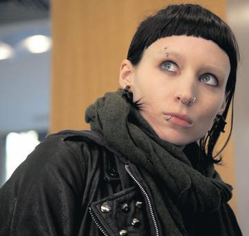 Rooney Mara plays the protagonist in the movie adaptation