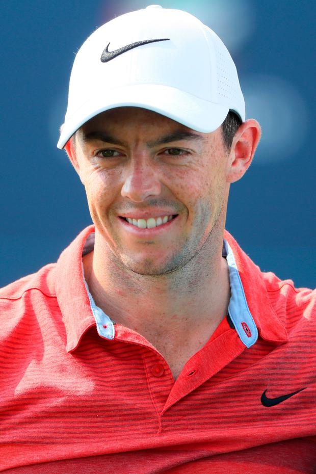 Rory McIlroy Picture: Getty