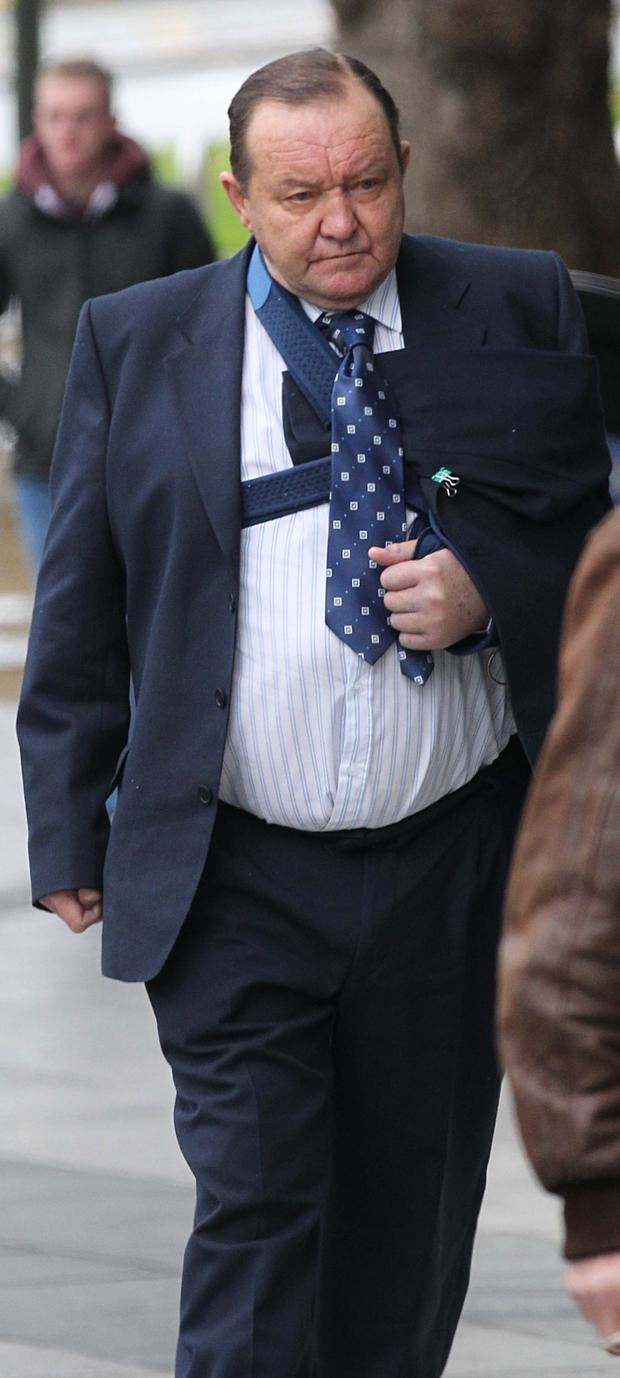 Murder accused Donal Colgan will return to court next month