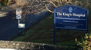 The King's Hospital school said in a statement that it has adhered to policies concerning the reporting of the incident
