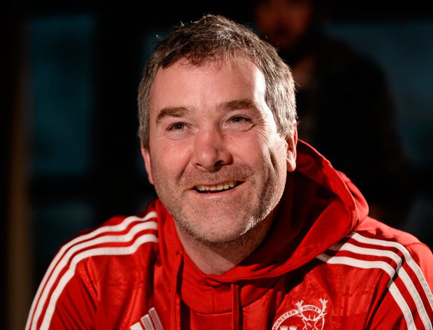 Anthony Foley Photo: Sportsfile