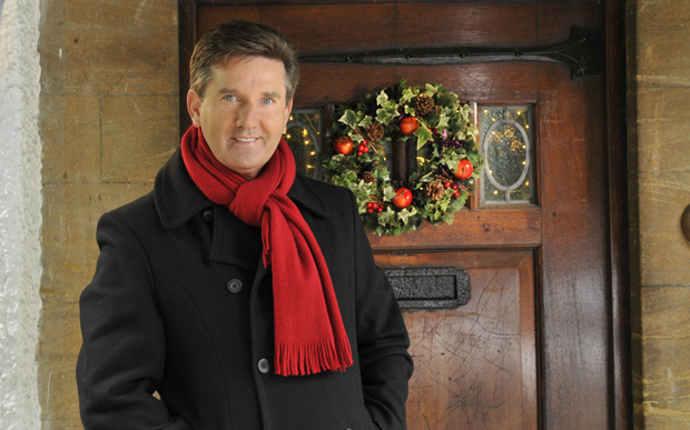 Daniel O'Donnell's Christmas message was a hit