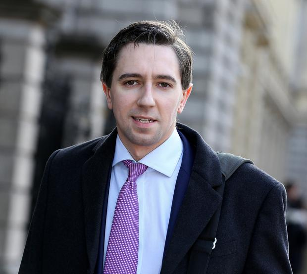 Simon Harris admitted hospitals are facing challenging times