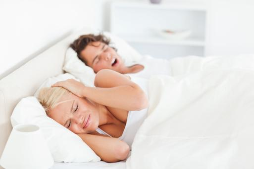 Snoring could become a thing of the past