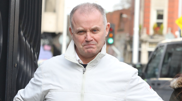 David Walsh, who is suing his stepmother for €560,000 Picture: Collins