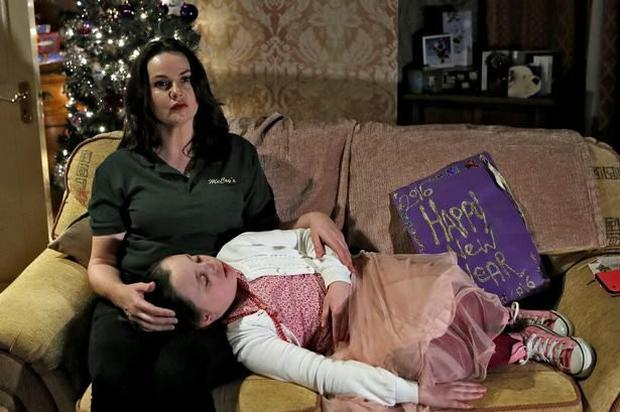 Una Kavanagh as Heather in Fair City