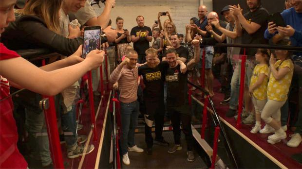McGregor joins retired fighter and Jobstown local Paddy Holohan to open the Tallaght martial arts and fitness centre