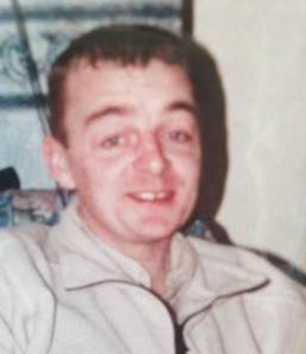 Murder victim Mark Burke (36)