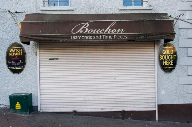 Bouchon Jewellers was raided twice in three days