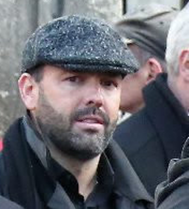 Cartel kingpin Daniel Kinahan, a key figure in the gang feud. Pic: Collins Photo Agency