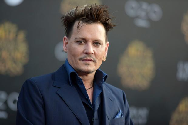 Johnny Depp is being sued