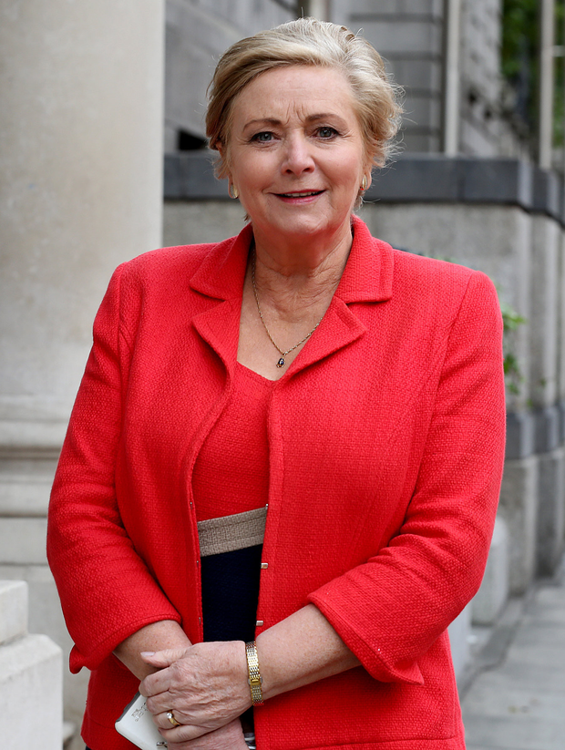 Tanaiste Frances Fitzgerald says she is 'relentless' in her bid to tackle Dublin's gangs