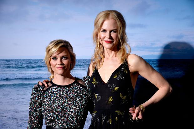 Actors Reese Witherspoon (L) and Nicole Kidman. Photo: Kevork Djansezian/Getty Images