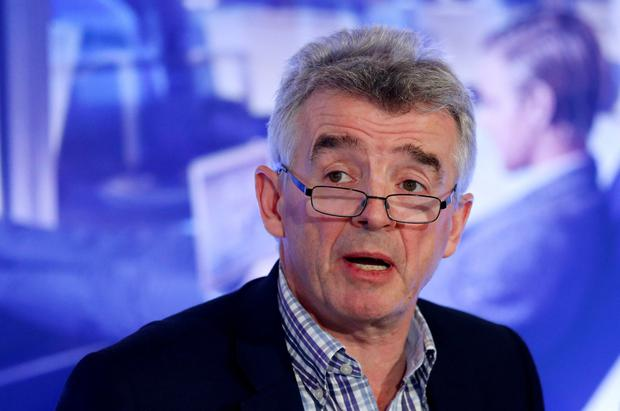 Ryanair boss Michael O'Leary. Photo: Reuters