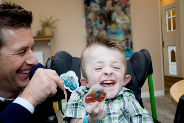 Making a house wheelchair-friendly for Michael was the stand-out TV show memory for Dermot Bannon