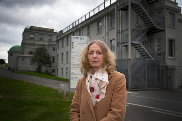 Dr. Jacinta McElligot, pictured at The National Rehabilitation Hospital