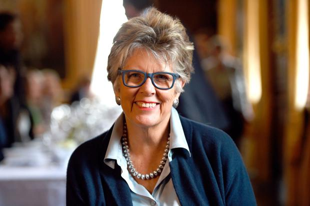 Prue Leith is to replace Mary Berry as a judge on The Great British Bake Off. Photo: Kirsty O'Connor/PA Wire