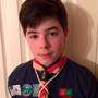 Jake Duffy, of the 181st Castaheany/Ongar Scout group, has been hailed a hero for saving his younger sister's life