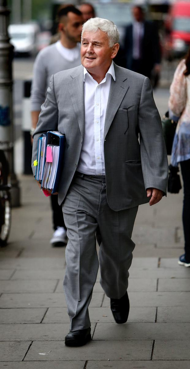 Convicted drugs dealer John Gilligan's attempt to get help from the council in finding a home has been slammed by Jimmy Guerin, the brother of murdered journalist Veronica
