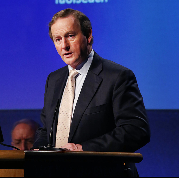Enda Kenny said the treatment of former foster home resident 'Grace' was a 'disgrace to us as a country'