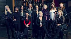 Some of Fair City's female cast