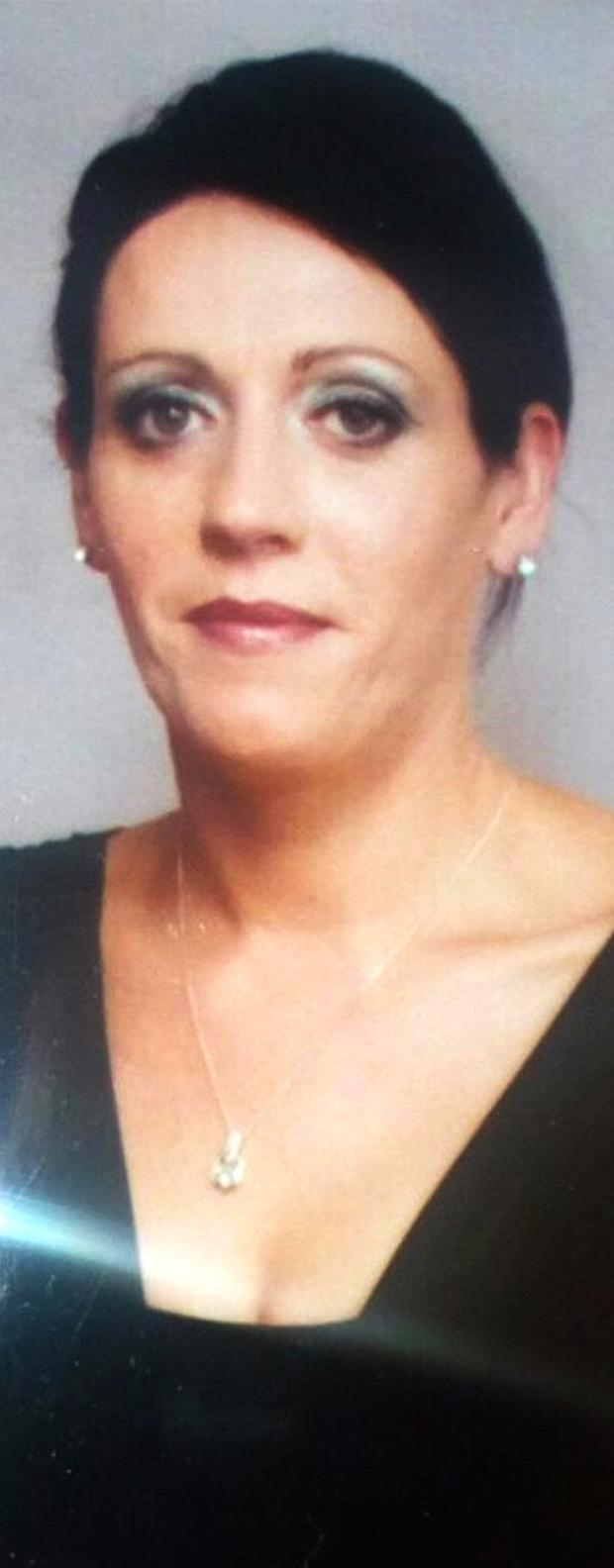 Eithne Butterly, the widow of murdered dissident republican Peter Butterly