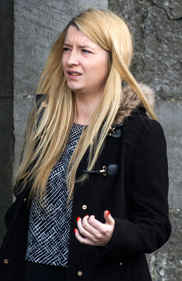 Hayley Lambert was fined €700 and banned for two years