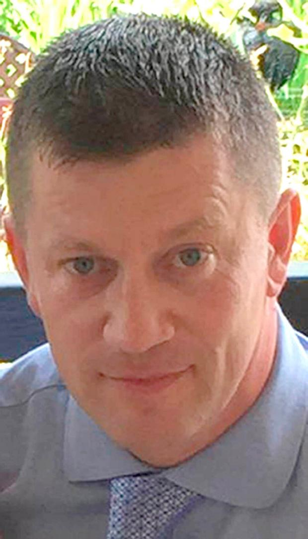 PC Keith Palmer who was killed during the terrorist attack on the Houses of Parliament