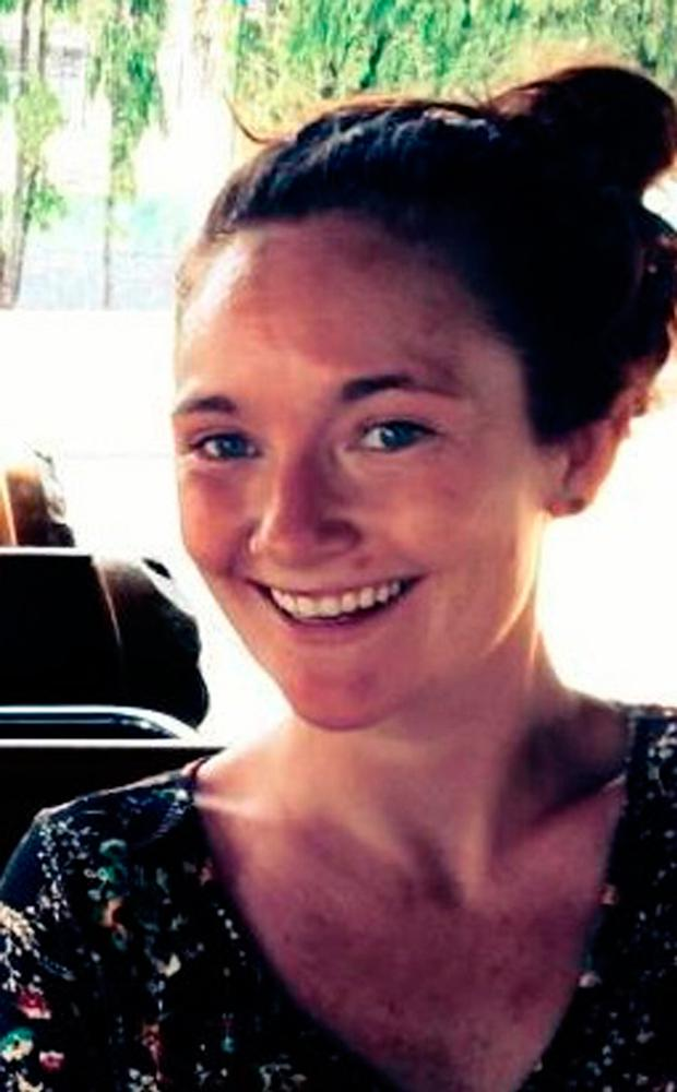 Backpacker Danielle McLaughlin who was murdered in Goa. Photo: PA