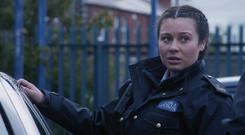Ash Cahill played by Leah Minto; Strictly embargoed until Monday 20th March; Red Rock airs Mondays at 9pm on TV3. Episode 22 - airs Monday 27th March 2017 at 9.00pm on TV3