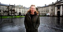 Katriona O'Sullivan,Research Fellow ,TCD