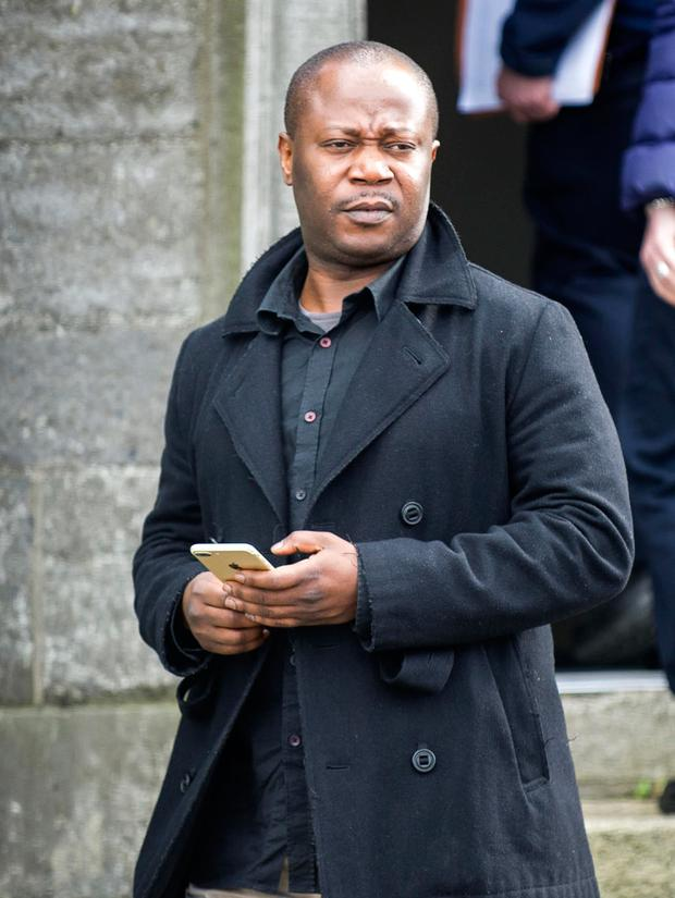 Tanzania-born Sonkeni has lived in Ireland for 14 years