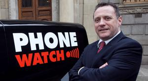 PhoneWatch's Eoin Dunne