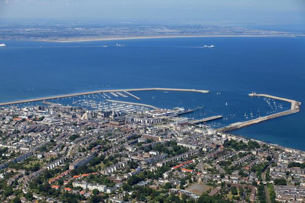 Dun Laoghaire Rathdown grew by 5.7pc in five years