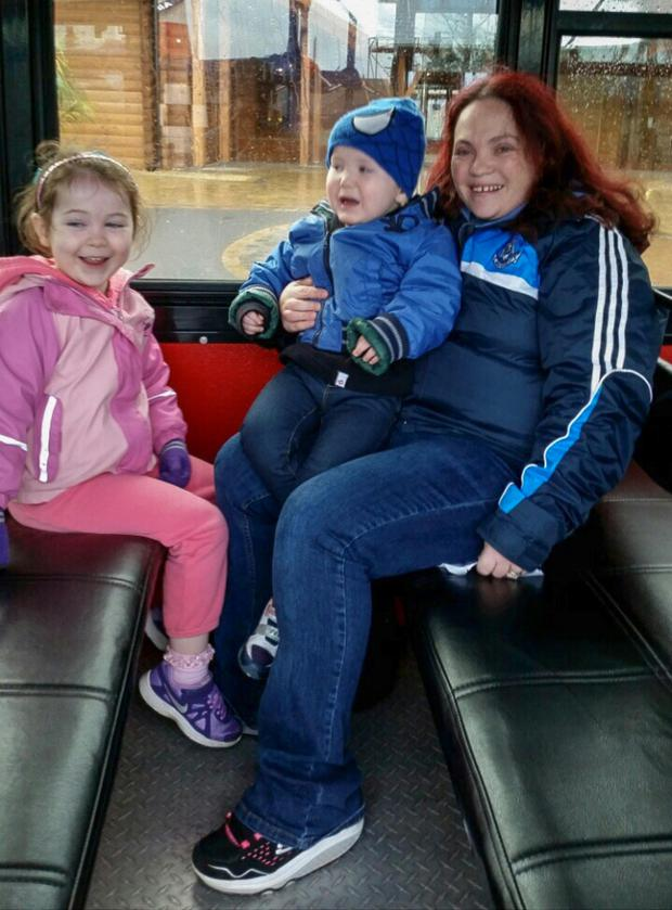 Mum of two children with special needs Valerie Donovan has lost 3 stone. Valerie used to comfort eat when she felt down or low but she now knows that she doesnt need chocolate to help her get through what life has thrown at her.