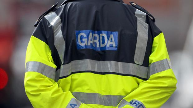 Security stopped Amy McLoughlin outside the supermarket and gardai were called
