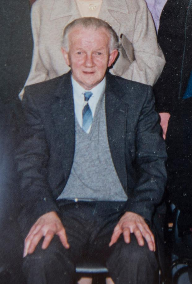 Jimmy Campion (94) was assaulted by burglars during a raid on his Roscrea bungalow, which left him with a head wound