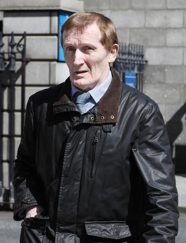 Brendan Marshall claimed he had been imprisoned