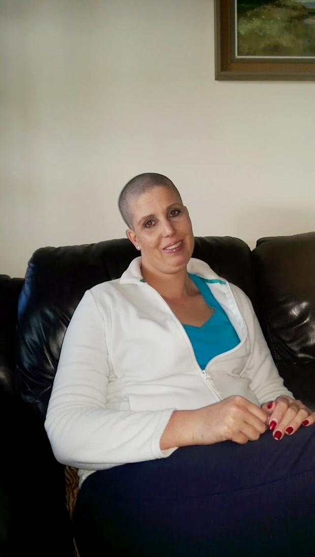 Lisa Dalton lost her battle with breast cancer, leaving behind her two young children Adam and Sophie