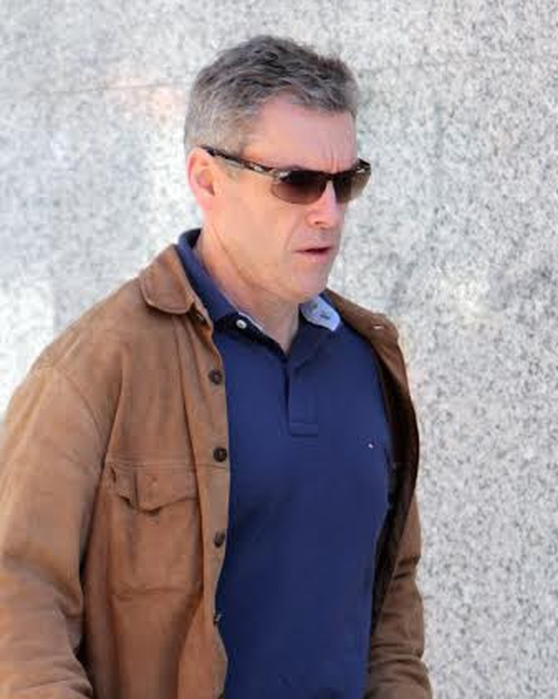 The raid brought Christy Kinahan to garda attention