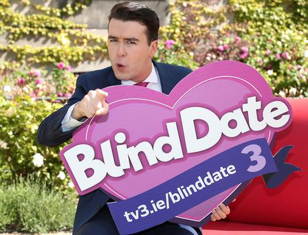 Al Porter leapt at the chance to present Blind Date, the show that was made famous by the late Cilla Black